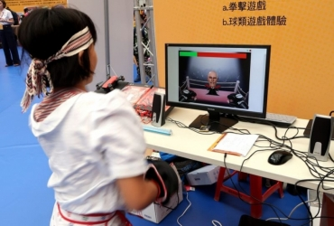 未來人才在這裡 國中小學生設計互動遊戲