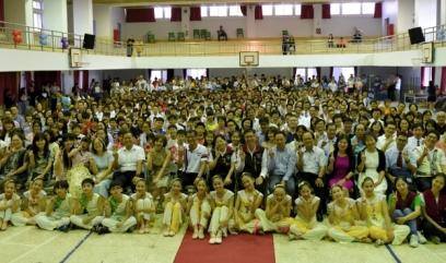 花蓮縣107學年度國民小學應屆畢業生縣長獎頒獎典禮